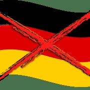 Nazionalflagge Nationalflagge deutschland Germany flag Nationalismus volksverschaukelung