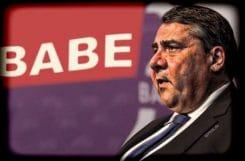 SPD Siegmar gabriel der Film zum Dickerchen Erzenkel qpress Parteien Politik Deutschland Sozialdemokratie