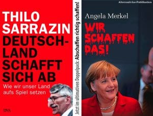 """Bürgerrechte abschaffen … """"Wir schaffen das""""!"""