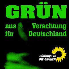 Die grüne Staatspartei