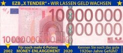 ezb_geld_Geldschein_money_x-tender_money-enlargement_Geldmengen_Wachstum_negativwins_Geldpolitik_Banken_qpress