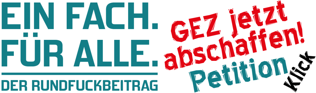 Beitragsservice logo einfach fuer alle abschaffen GEZ jetzt abschaffen Petition klick gross 1645px