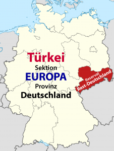 Soll Europa türkisch oder arabisch werden