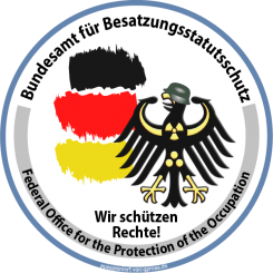 Bundesamt fuer Besatzungsstatutsschutz Grundgesetzschutz Verfassungsschutz rund qpress