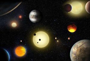 NASA bestätigt: Erde kann weggesprengt werden kepler all-planets may 2016 entdeckte Planeten nach groessenklassen kepler space nasa universum galaxie
