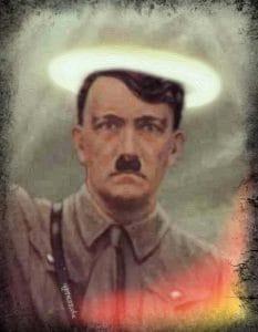 Hitler Prophet Adolf_Heiliger_Gesandter_Gottes_Verkuender_Vollstrecker_Deutschland_drittes_Reich