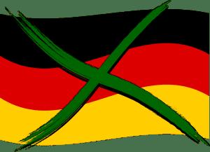 Deutschland-Flagge Flag_of_Germany_forbidden_verboten_deutschland_flagge_Fahne_Symbol_swing