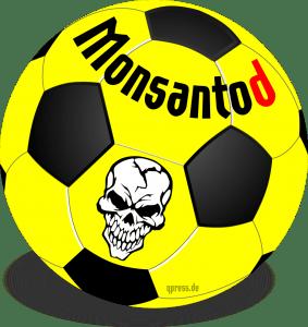 Monsanto gewinnt Fussball_Football_soccer_ball_tod_schuss_Gift_Spiel_EU_EM_Verlaengerung_Zeitspiel_Nachspielzeit