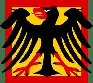 Standarte_des_Bundespraesidenten_aufgeblasener_Gockel_Scheindemokrat_wendehals_Joachim_Gauck_IM_Larve_Adler_Bundesadler