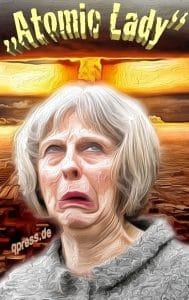BREXIT muss aus EU-Sicht Hexenverbrennung werden