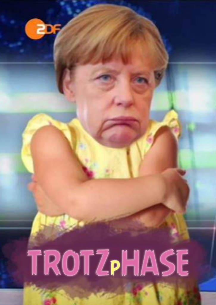 Nach Aufstand: Merkel-Junta erwägt Bombardierung Dresdens