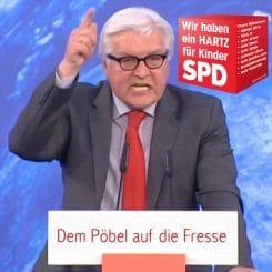 """Ein geläuterter Steinmeier? """"Apokalypse lähmt!"""""""