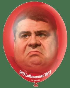 SPD schämt sich für den Kanzlerkandidaten - zu Recht spd-luftnummer-sigmar-gabriel-kanzlerkandidat-volksverarsche-falsche-scham-erzenkel-qpress-01