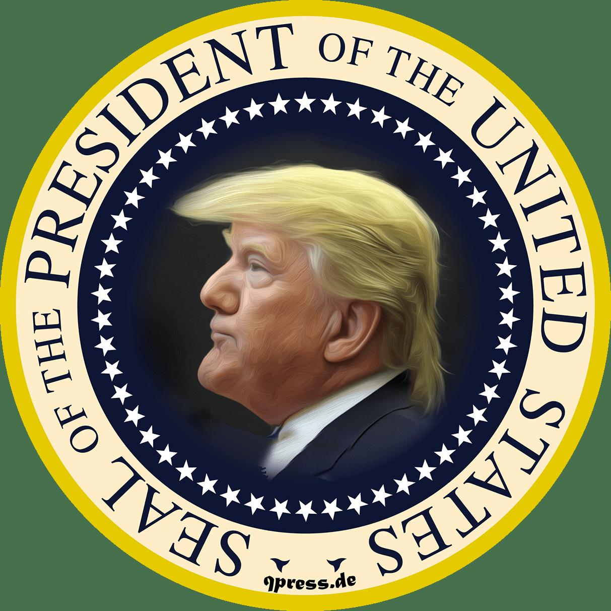 ab wann ist trump präsident der usa