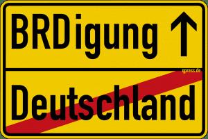 Deutschland auf dem Weg in die nächste Diktatur