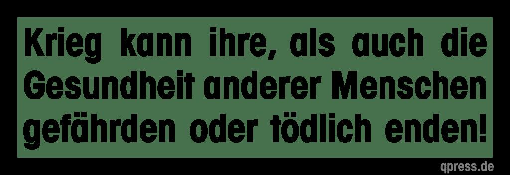 Bundeswehr-Kasernen-Soap: bald auch online Sterben