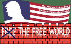 """Trumps """"Mauerbau deluxe"""": Nachbar zahlt die Zeche"""