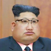 Kim Jomg un buzi schweinchen buzi Mordkorea Nordkorea Diktator Volksvorfuehrer