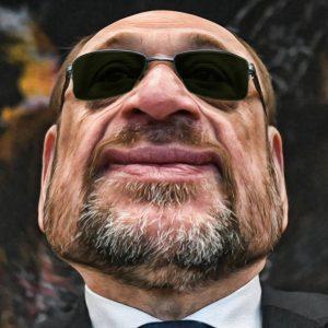 Super-Schulz gib Deutschland Sinn des Lebens zurück