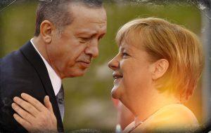 Erdogan muss Wiesbaden verlassen … liegend