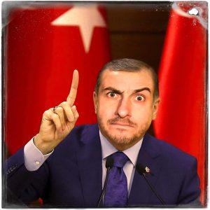 Böhmermann bekommt Job als Erdogan Ätz-Double
