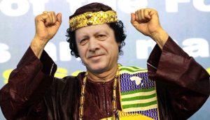 Muharhar al-Erdoggafi schon jetzt im Gott-Modus