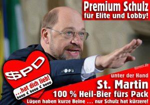 SPD: Es ist höchste Zeit für eine EntSchulzigung