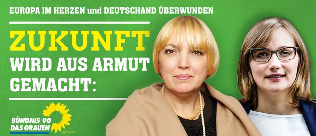 Grüne lassen anstehende Bundestagswahl 2017 aus