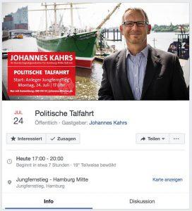 Sofortiges Redeverbot für SPD-Kahrs in Nürnberg