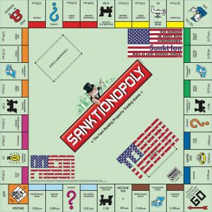 """Sanktionopoly """"dirty game"""" und die USA gewinnen"""