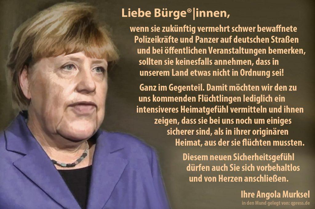"""Warum Merkel ohne """"Jamaika"""" dem Tod geweiht ist"""