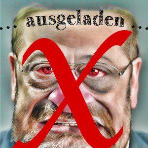 Kanzlerduell: Martin Schulz kurzfristig ausgeladen