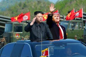 Exklusiv: Geheimtreffen zwischen Donald Trump und Kim Jong-un