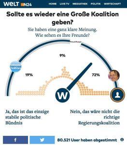 Martin Schulz greift wieder zur Flasche