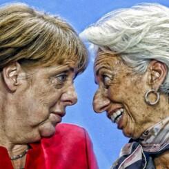 Von Draghi zu Lagarde: Die EZB bleibt undemokratisch und unsozial