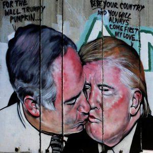 Israel leidet an mörderischem Merkel-Syndrom