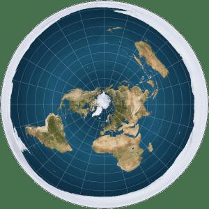 Brutalster Flache-Erde Beweis aller Zeiten