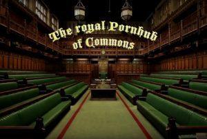 Britisches Porno-Parlament statt Parlamentsporno