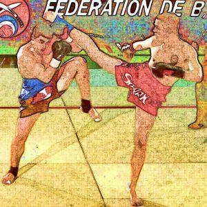Kickboxen als Pflichtfach für Lehrer und Ärzte