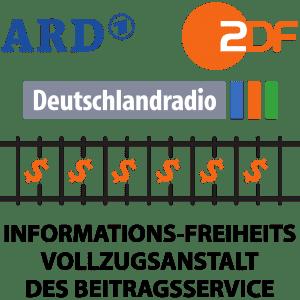 ARD und ZDF-Chefs fordern Gebühren-Massaker