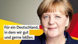 """Tafel Essen: """"Heute bedient sie Angela Merkel""""!"""