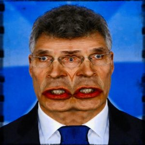 Januskopf Stoltenberg: oberster NATO-Kriegstreiber