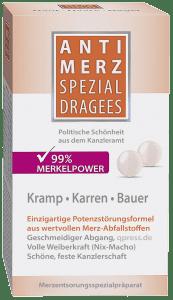 Merkels Anti-Merz Spezial Dragees zeigen Wirkung