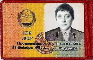 Merkels KGB-Ausweis in Bloody-Rostock entdeckt