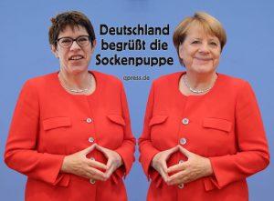 Links fängt bei der CDU an