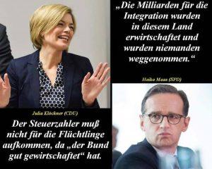 Keine Panik vor Merkels Asyl-Folgekostenfalle