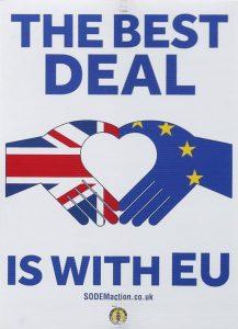 Merkel unterwandert britischen BREXIT-Prozess