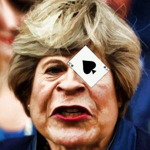Hat sich Theresa May beim BREXIT-Poker verzockt