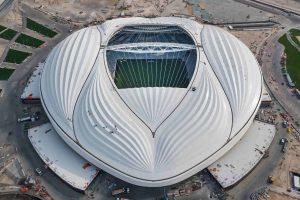 """Katar beglückt die Welt mit """"Vagina-Stadion"""""""