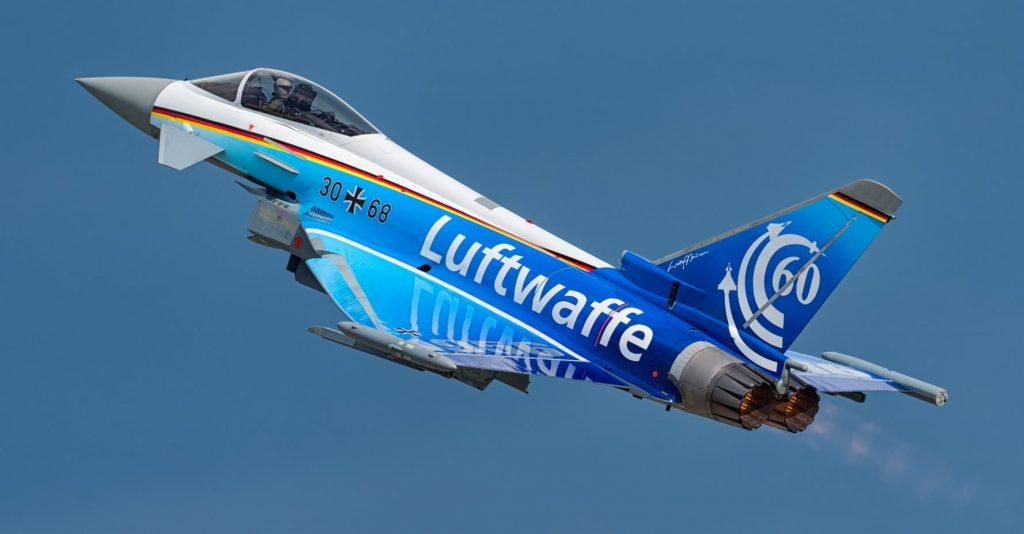Eurofighter mausert sich zur echten Luftwaffe